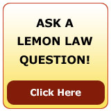 Have a question about the lemon law?