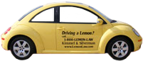 Lemon Law Beetle