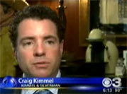Craig Thor Kimmel on CBS Local News
