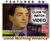 Craig Thor Kimmel on Good Morning America