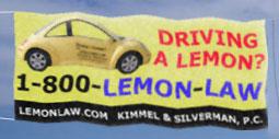 New Jersey Lemon Law