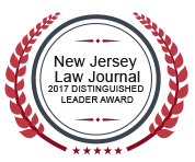 NJ Lemon Law Journal Distinguished Leader Award