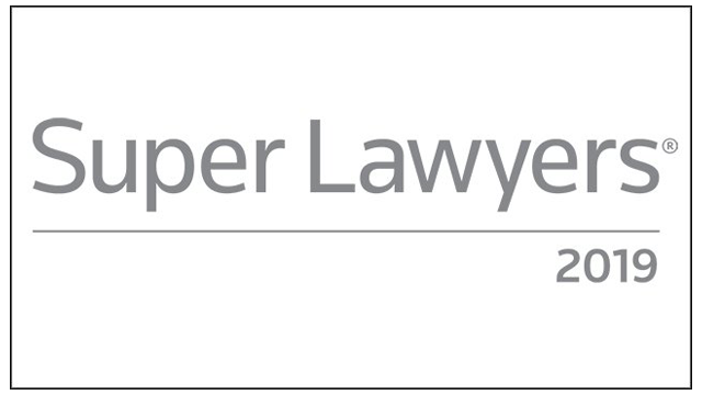 NJ Lemon Law Super Lawyers Rising Stars 2019