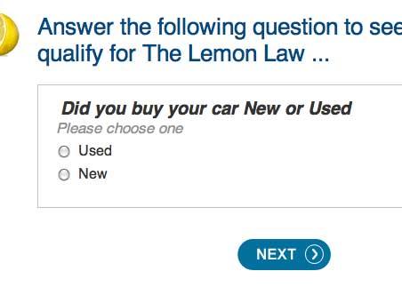 driving-lemon-law