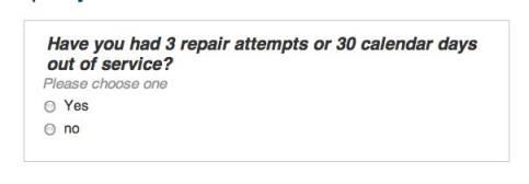 lemon-law-repairs
